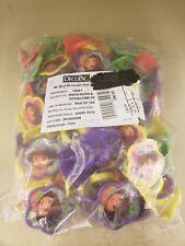 Dora The Explorer Cake Topper Rings full bag