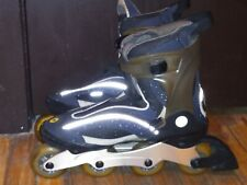 K2 Exotech Cadence Inline Softboot Skates Roller Blades S 02101 Mens Size 12