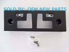 2016-2018 Infiniti QX60 Front License Plate Mounting Bracket with Hardware NEW