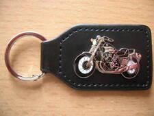Schlüsselanhänger Yamaha Vmax V-Max schwarz black Art. 0522 Motorrad Moto