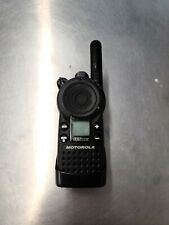 Used - Motorola Cls1110 2-Way Radio Includes Battery & Holster