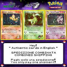 🍀Carte Pokémon RARE SET GYM HEROES English lotto Pokemon Spedizione combinata🍀