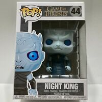 Night King #44 Game Of Thrones Funko Pop Great Condition New In The Box Blue