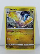 ALTARIA - 40a/70 Sun & Moon Lost Thunder BLISTER - NM holo alt art - Pokemon TCG
