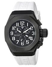 Swiss Legend 10542-BB-01-WA Mens Trimix Diver Chronograph Watch Black New in Box