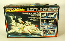 Micronauts By Mego Battle Cruiser  With Original Box