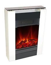 El Fuego® Elektrokamin Modell   Tessin weiß   AY626