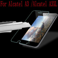 """Real Tempered Glass Screen Protector Film For Alcatel A3 5.0"""" /Alcatel A3XL 6.0"""""""