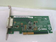Lot of10 Dell Silicon Image Orion PCI-E x16 DVI Video Graphics Card KH276 0KH276