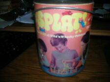 Vintage Rare 1970 MATTEL THE GAME OF SPLAT   Never opened
