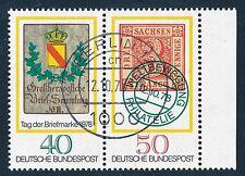 981 980 PUNZONATO giorno della FRANCOBOLLO Germania federale 1978 ZD