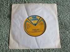 EATER Outside view / You THE LABEL 7-inch TLR 001!