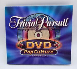 Original DVD Replacement Part for 2003 Trivial Pursuit DVD Pop Culture Edition
