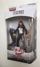 "MARVEL LEGENDS 6"" TYPHOID MARY from the MONSTER VENOM Build A Figure series"