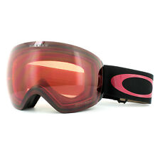 Oakley Ski Goggles Flight Deck OO7050-43 Wet Dry Fired Brick Prizm Rose