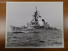 OFFICIAL Navy Guided Missile Destroyer Photo 8x10 DDG-9 USS Towers