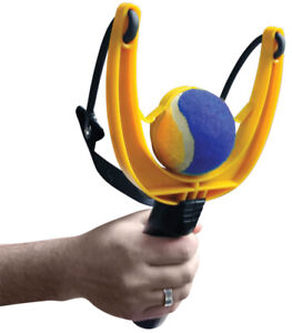 Elive TREAT FLING BALL LAUNCHER Dog Toy