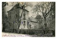 CPA Suisse Lémanique Château de Bellerives