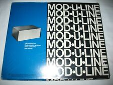 NEW sealed Moduline Electronic Instrument Enclosure, 17