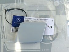 Genuine Mercedes W126 Jack Hole Cover rear left NOS!
