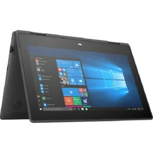 "HP 11.6"" ProBook x360 TouchScreen 2-in-1 Laptop 4GB 64GB eMMC SSD Win 10 Pro"