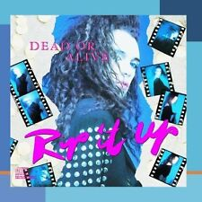 DEAD OR ALIVE-Rip It Up  CD NEW