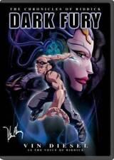 Dark Fury - The Chronicles of Riddick (Animated) - Dvd - Very Good