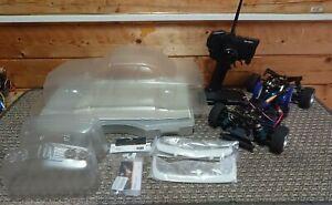 BMW 3,0 CSI E9 TEAM Xray T 1 Evo Carbon Wettbewerbs 4x4 Brushless  Vintage 1:10