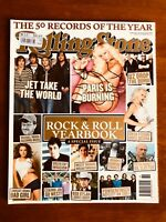 ROLLING STONE AUS 04/05 YEARBOOK Paris Hilton U2 Ramones Bob Dylan Green Day Jet