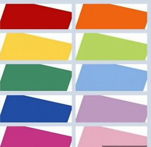 A4 EVA Foam sheets for crafting work - 21CM X 30CM X 2MM 10 PACK ONLY £3.99