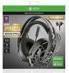 Plantronics - RIG 500 PRO HX Gaming Headset for Xbox Series X / S / Xbox One