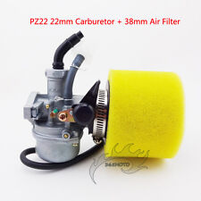 Carburetor Carby Air Filter For 110cc 125cc ATV Quad Go Kart Pit Dirt Trail Bike