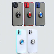 iPhone 11 Pro Max iPhone Xs Max iPhone XR Ring Stand Case fit Magnet Car Holder
