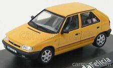 Abrex 143abs-709gi scala 1/43 skoda felicia 1.3 glxi 1994 yellow pastel