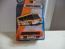 matchbox 1 to 75 swift shuttle bus mint on card  please see pictures