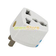 Universal EU/UK/AU to US USA Travel Charger Adapter Plug Outlet Converter EN