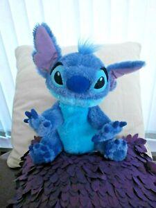 "14"" Stitch as Dog Plush - Lilo & Stitch - Disney Store Exclusive children's Toy"