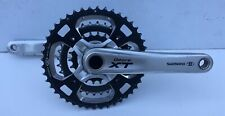 Shimano XT Chainset 3 x 9 speed, FC-M770