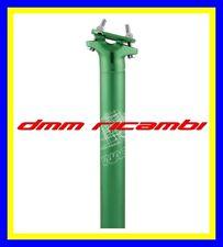 Tubo reggisella Bici WAG 31,6 x 350 MTB BDC FIXED FAT BIKE SINGLE SPEED Verde