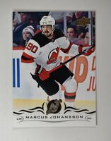 2018-19 18-19 UD Upper Deck Series 2 Base #358 Marcus Johansson