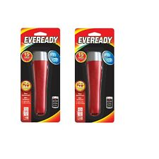 Energizer EVGP21S LED Eveready General Purpose Flashlight x 2 (new)