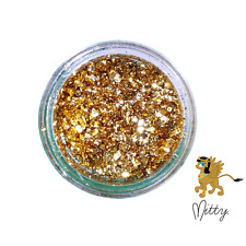 Nail Art Flake Powder by Mitty - Sands