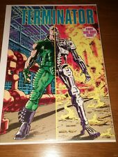 The Terminator First Dark Horse issue