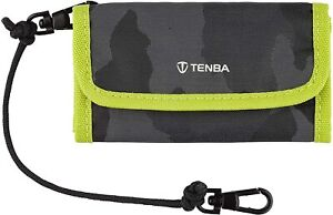 Tenba Reload SD 9 Card Wallet Camouflage/Lime (636-218)