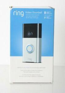 Ring Wireless Video Doorbell 1St Gen Working