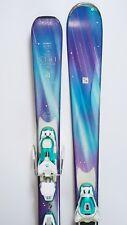 Ski Salomon Iris Rocker Damen Carver 154cm +Lithium 10 Bindung Mod.2016 (FH199)