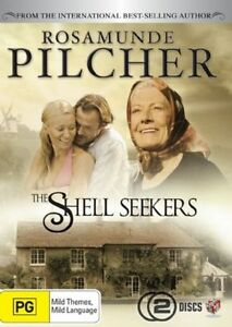 The Shell Seekers (Rosamunde Pilcher 2 Disc set) DVD BRAND NEW Unsealed 🔥🔥