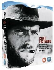 Clint Eastwood Collection - A Fistful Of Dollars/The Good; The Bad And The Ugly/