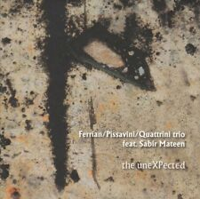 CD FERRIAN PISSAVINI MATEEN the uneXPected | Not Two