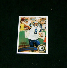 NFL St Louis Rams Sam Bradford 2010 Rookie of the Year 2011 Trading Card  #54